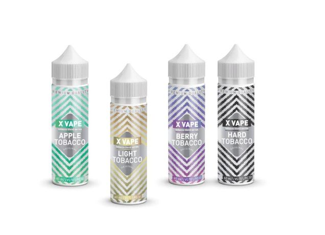АКЦИЯ Xvape tobacco, табачка, жидкость вейпа, Для электронных сигарет