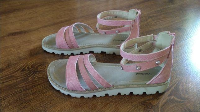 Sandały rozmiar 35