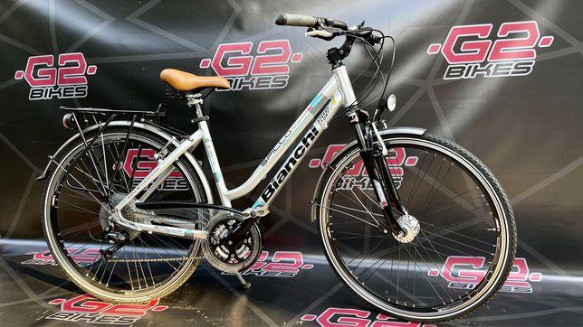 Велосипед Bianchi diamante 28