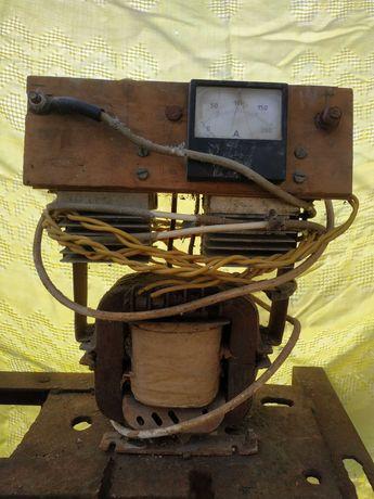 Самодельный сварочный аппарат