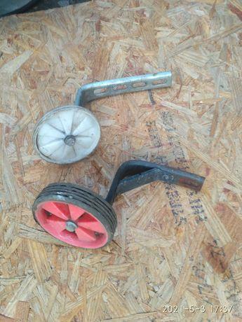 Колесо боковое для велосипеда