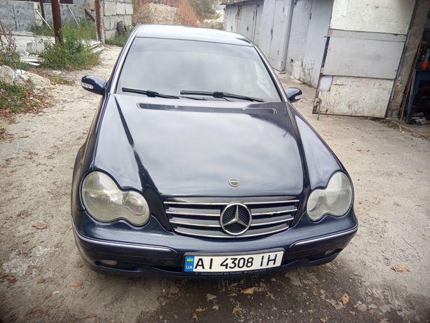 Mercedes w203 c240