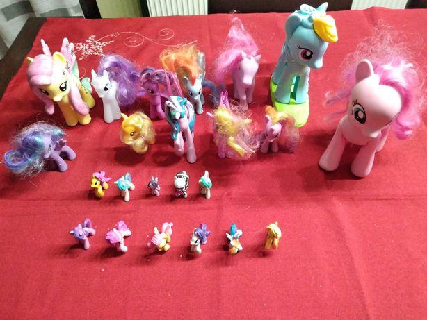 Kucyki Pony My Little Pony kolekcja zestaw