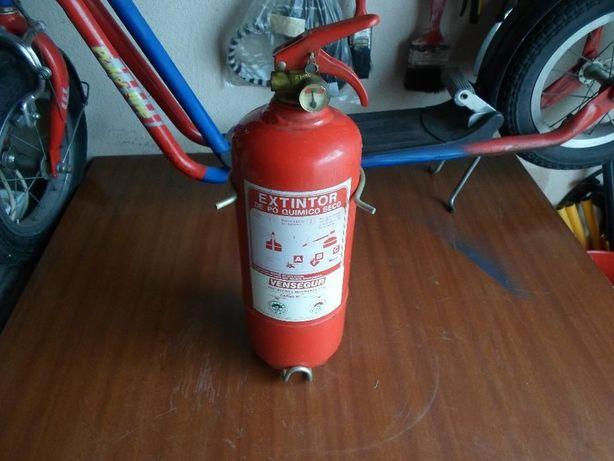 extintor de po classe A B e C