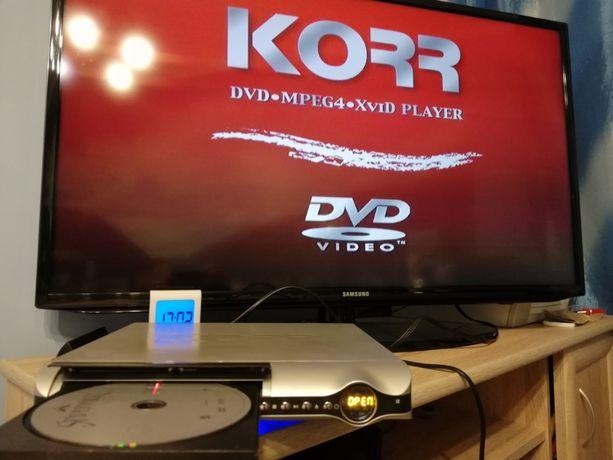 Sprzedam dvd Korr z pilotem - czyta mp3, xvid, dvd, zdjecia itd