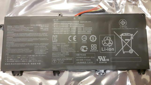 ASUS laptop bateria oryginał B41N1711