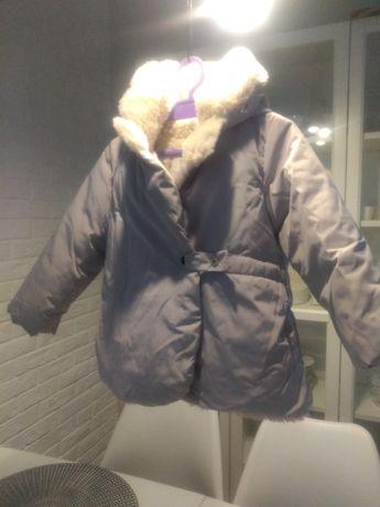 Kurtki zimowe, spodnie ocieplane...