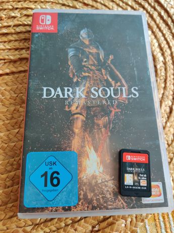 Dark Souls Remastered Nintendo switch.