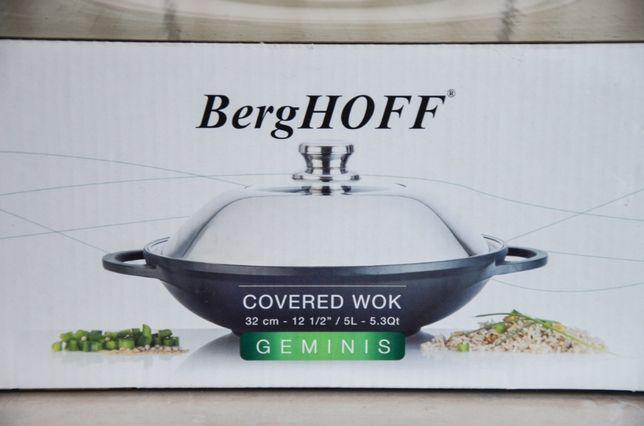 Сковорода WOK BergHOFF Cast New 32 см
