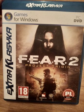 Fear 2 gra komputerowa PC pudełkowa