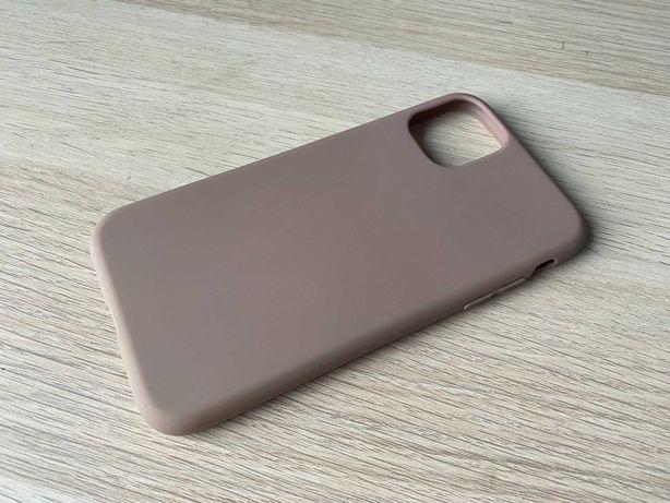 Case etui iPhone 11 silikonowe pokrowiec / wysyłka