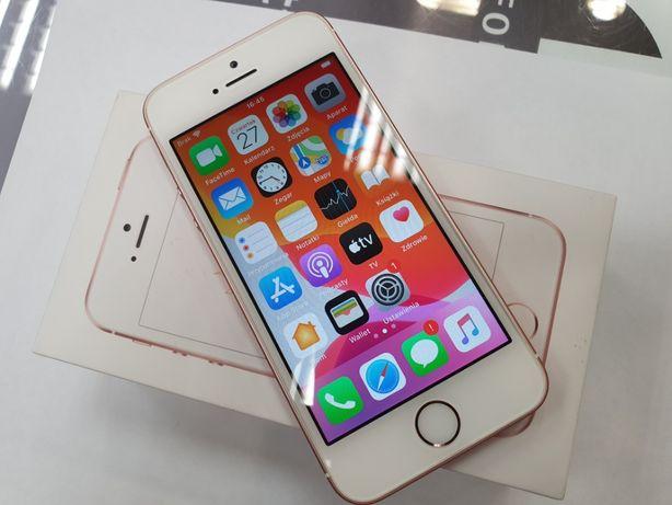 Jak nowy! Iphone SE 32GB/ Rose Gold/ stan wybitny/ gwarancja! Gdynia