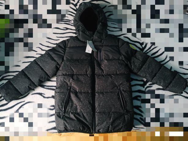 Фірмова зимова курточка на хлопчика
