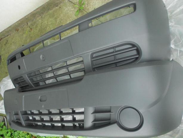 Бампер Передний на Opel Vivaro, Renault Trafic, Nissan Primastar 01-14