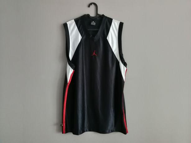 Jersey koszykówka Jordan Bred Jumpman Center Logo