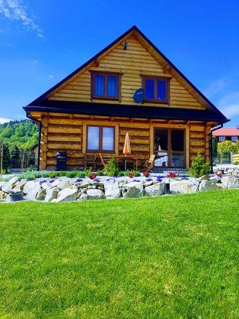 Beskidzka Chata. Dom, domek do wynajęcia w górach, Beskidy, wakacje.