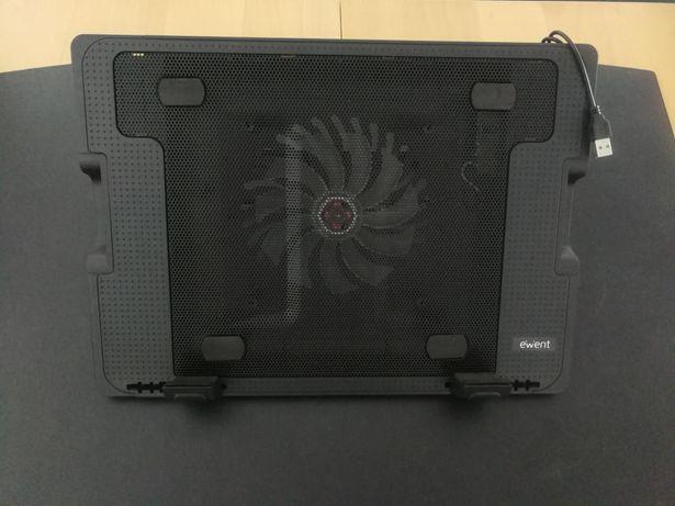 Base portátil com refrigeração + Hub 2 portas