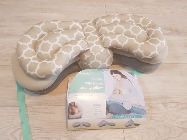 Poduszka do karmienia motylek elevate adjustable nursing pillow