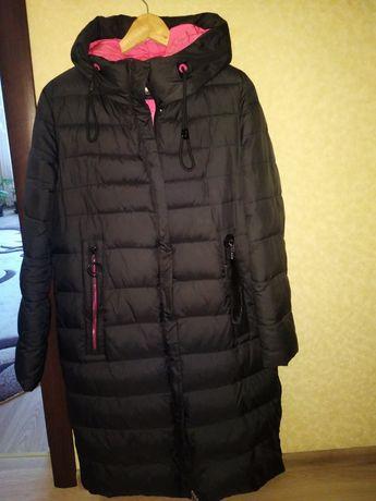 Зимние пальто  50-52 раз.