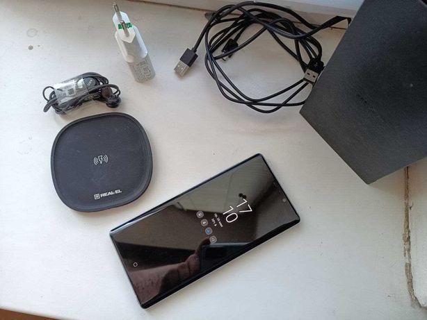 Samsung Galaxy Note 9 silver 128gb Dual-Sim