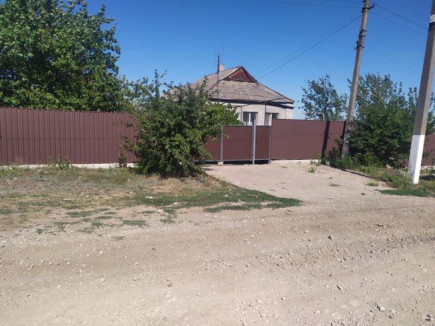 Дом с участком пос.Володарское