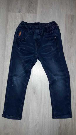 Утеплені джинси на 116 см зріст