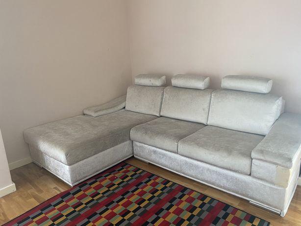 Sofá com chaiselong