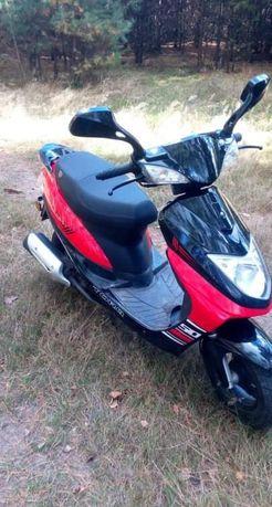Motorower VIVO 335 50 cm prawie nowy przebieg 450km