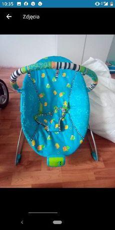 Bright stars Bujaczek leżaczek dla dziecka