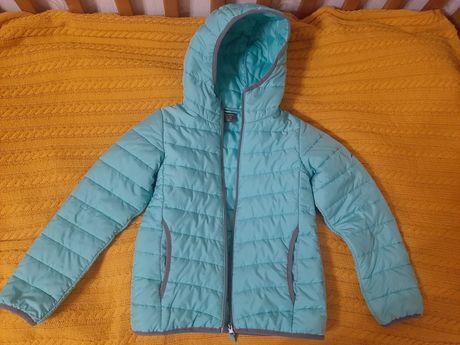 куртка осенняя для девочки 134/140 Demix