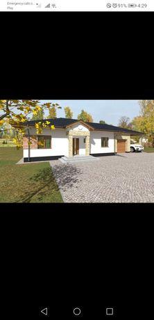 Dom parterowy w cichej i spokojnej okolicy w Albigowej