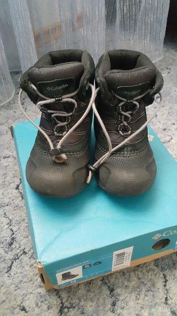 Сапоги ботинки сноубутсы Columbia зимние 26 размер