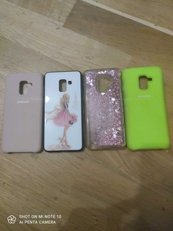 Чехли  Samsung Galaxy на а 8
