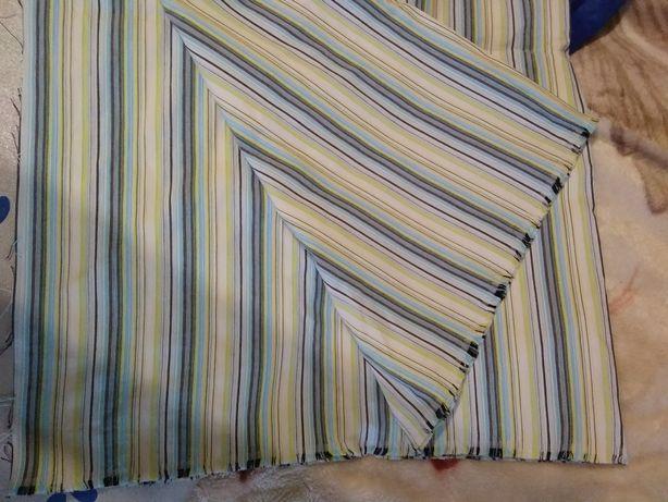 Ткань стрейч полоска