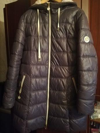 Зимнее пальто, 54-56размер