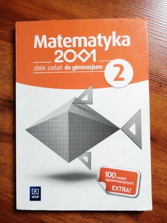 Matematyka 2001, zbiór zadań do gimnazjum cz. 2
