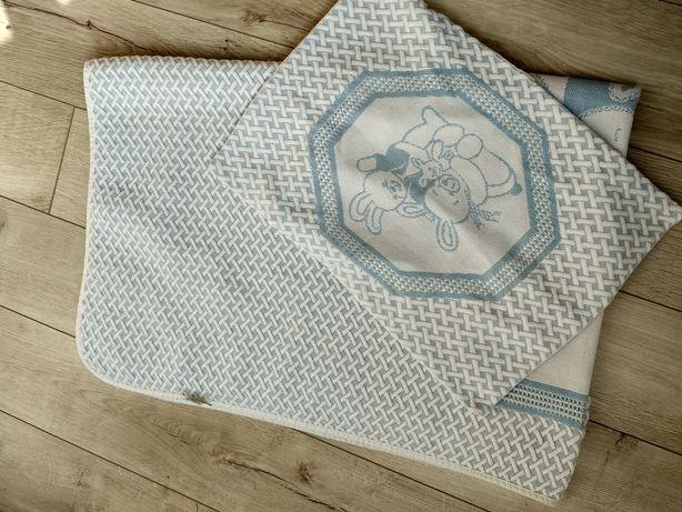 Комплект одіялко та наволочка для дитячого ліжечка