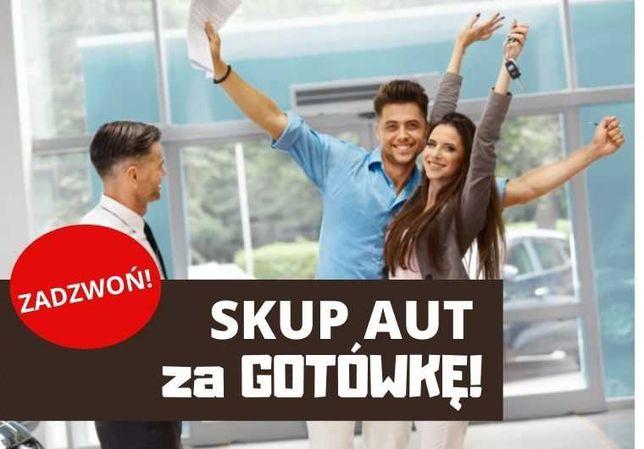 Skup Aut za Gotówkę! Najlepsze Ceny Skupu w Polsce!