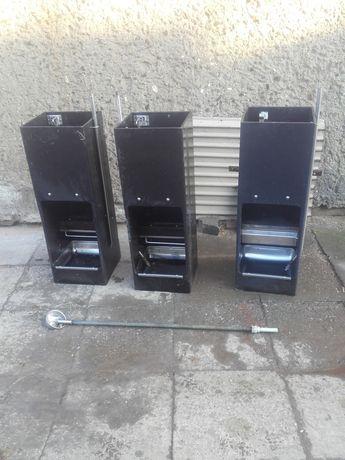 Karmniki automaty paszowe dla tuczników DOMINO pojedyncze