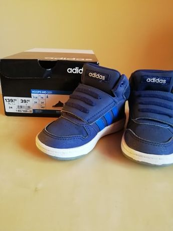 Buty Adidas rozm.24 jak nowe