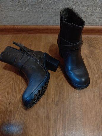 Осінньо - весняні черевики