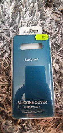 Silicone cover Samsung Galaxy s10+