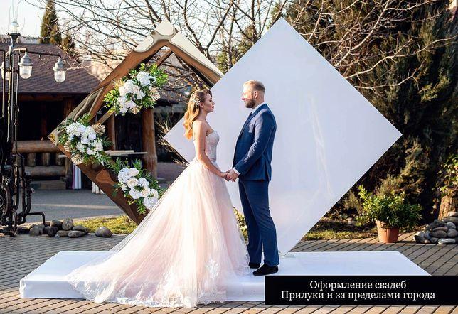 Свадебный декор. Свадебное оформление