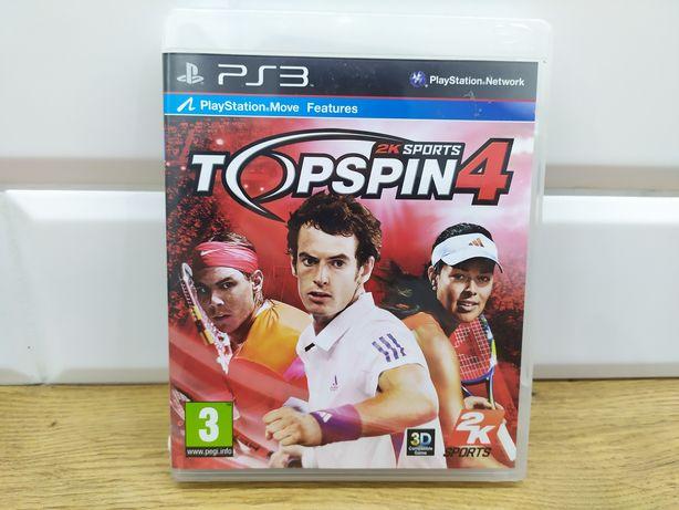 Top Spin 4 Tenis gra PlayStation 3