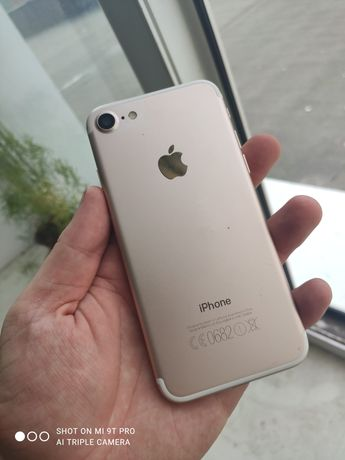 Iphone 7 32gb  gold  7500р