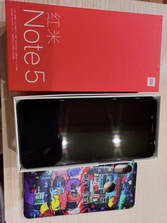 Телефон Xiaomi Redmi Note 5 3Gb 32GB