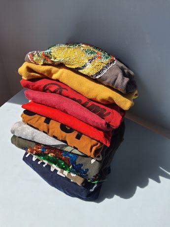 Lote de 11 camisolas