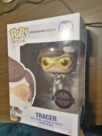 Pop Figure - TRACER-Overwatch
