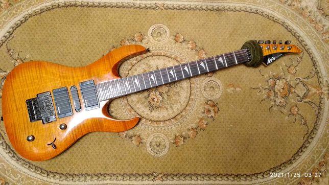Gitara elektryczna Lag arkane a 200