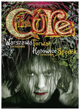 Plakat kolekcjonerski The Cure